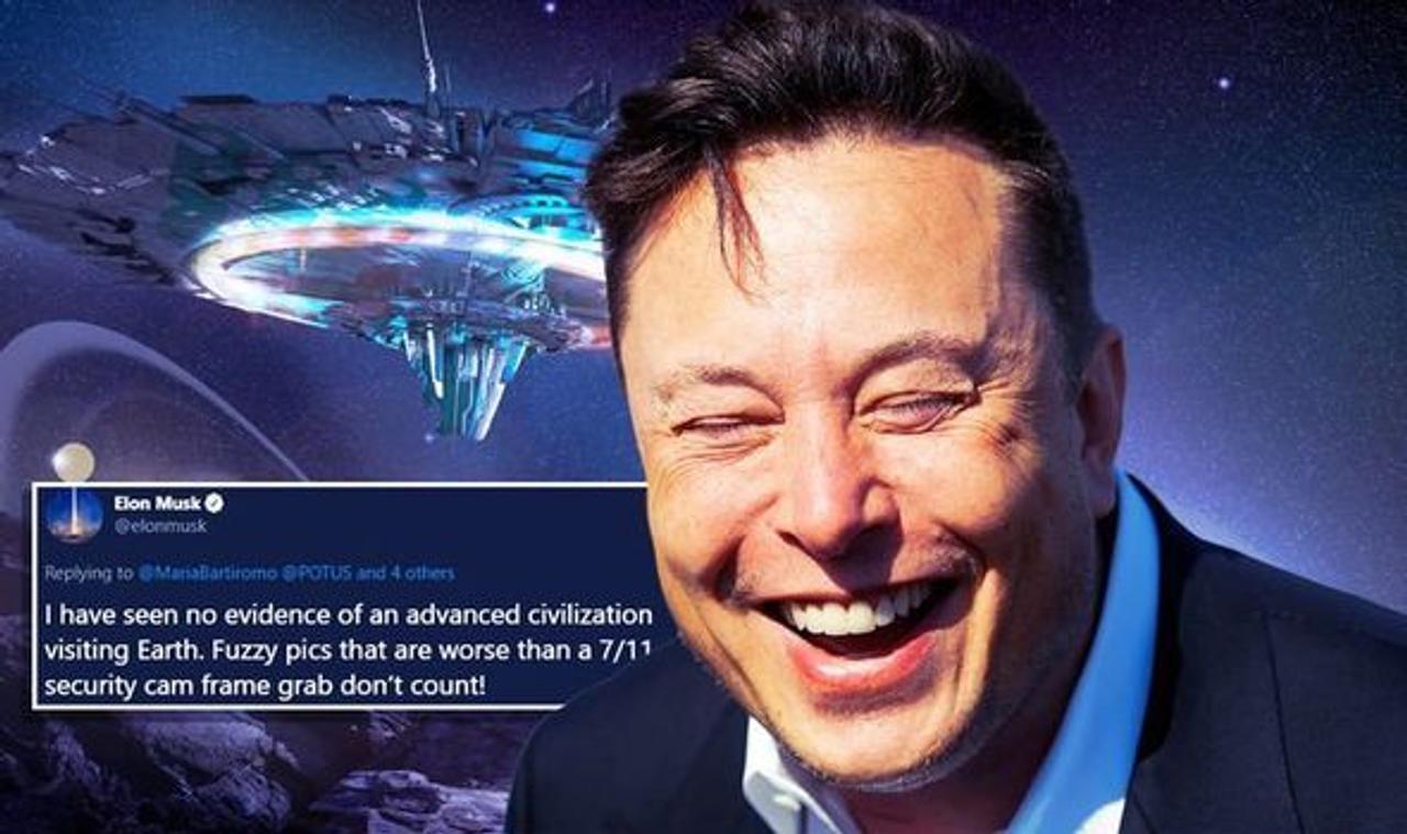 Илон Маск объяснил, почему он не верит в существование инопланетян