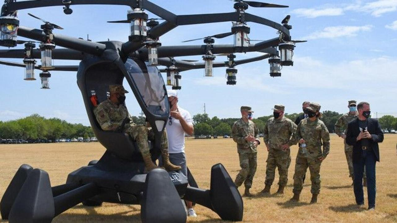 ВВС США будут использовать автономные летающие аппараты для эвакуации раненых