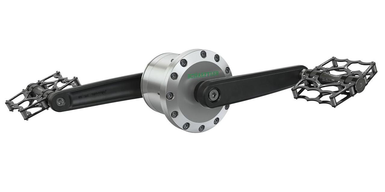 Новая система привода электрического велосипеда не требует никаких цепей или ремней
