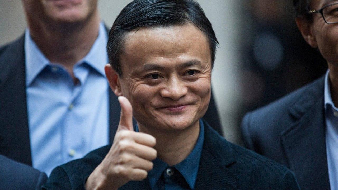 Джек Ма : «Если Вы идете в правильном направлении, деньги найдут Вас»