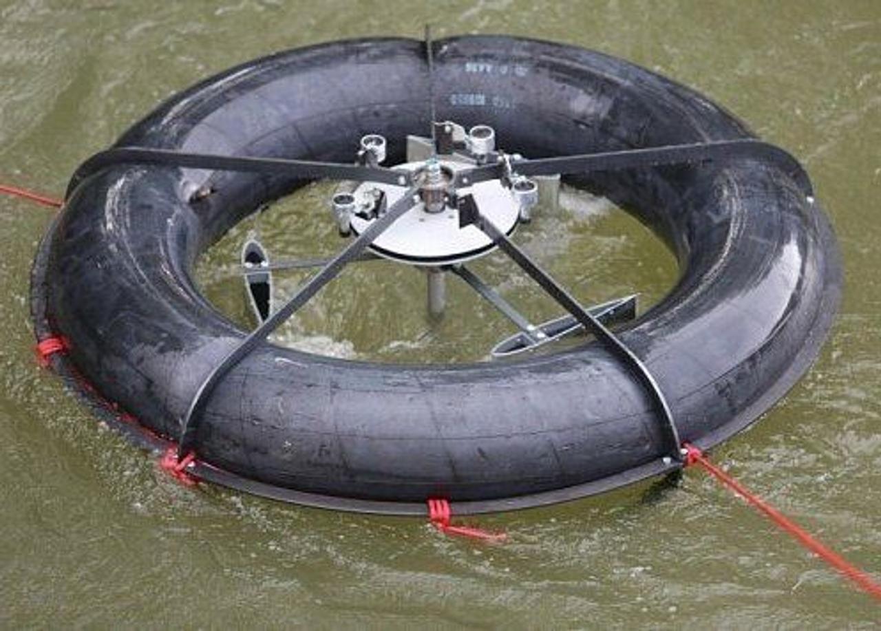 Мобильная гидроэлектростанция «Ротор» обеспечит дешевой электроэнергией
