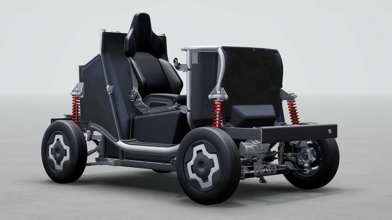 Технология iStream идеально подходит для электромобилей, она позволяет снизить общий вес автомобиля более чем на 20%