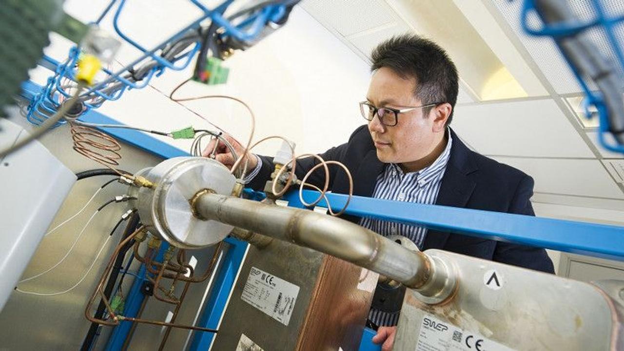 Новая система преобразует отработанное тепло из кондиционеров в электричество