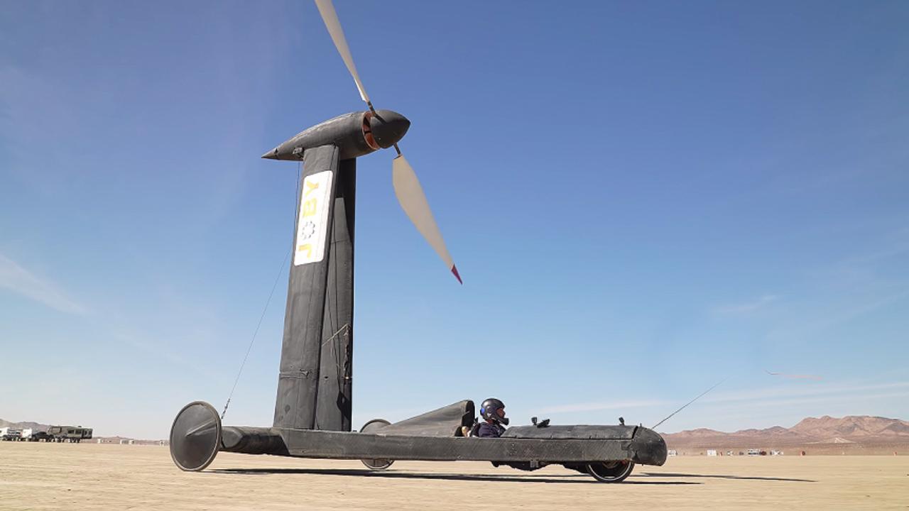 Сможет ли ветровое транспортное средство передвигаться быстрее, чем сам ветер?