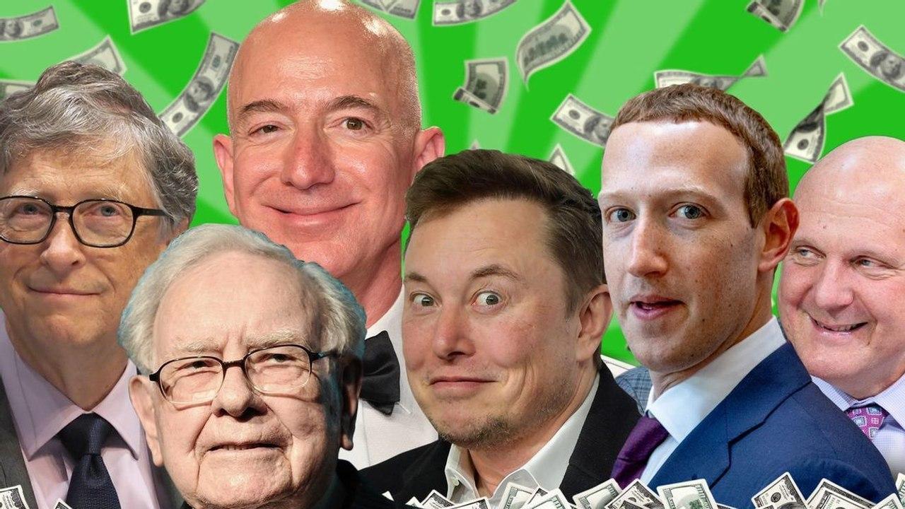 Миллиардеры Америки стали богаче еще на 1,1 триллиона долларов во время пандемии