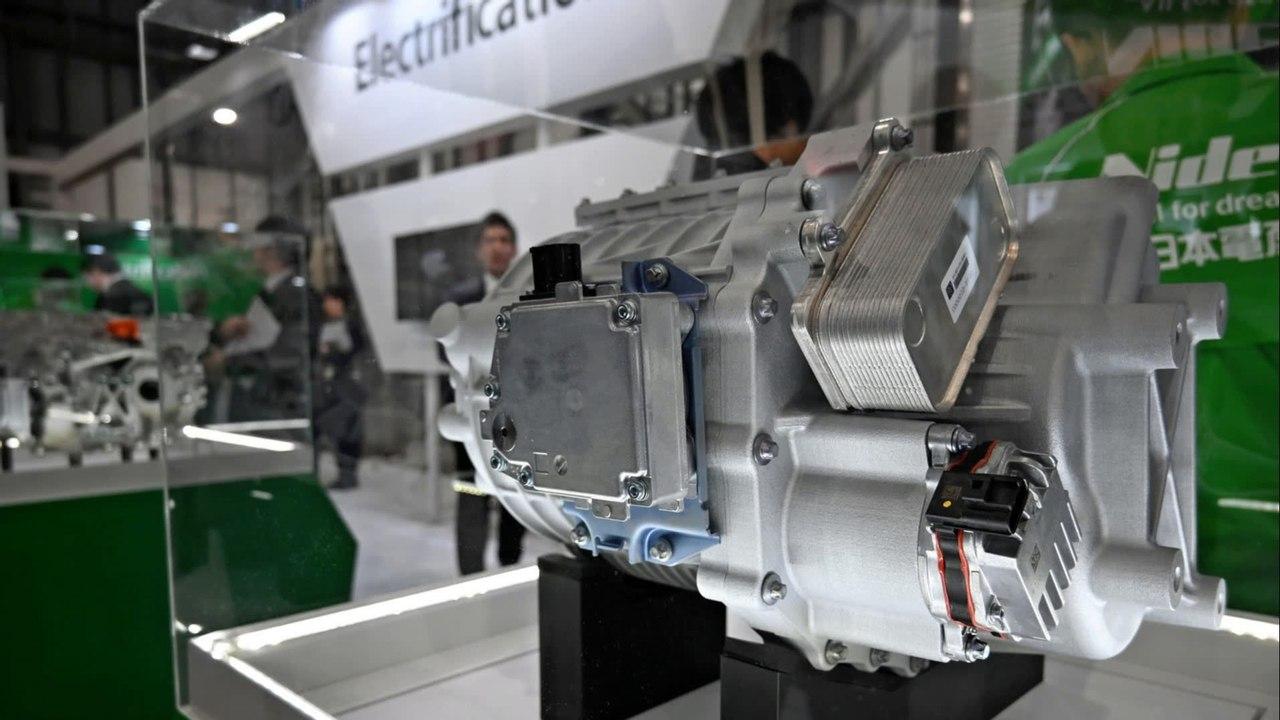 Nidec построит в Европе завод по производству электродвигателей для электромобилей стоимостью $2 млрд
