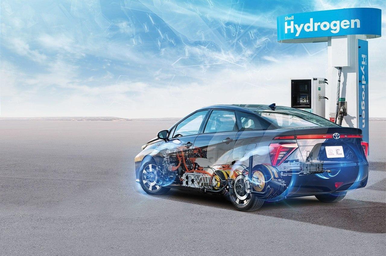 Перспективы развития водородных автомобилей