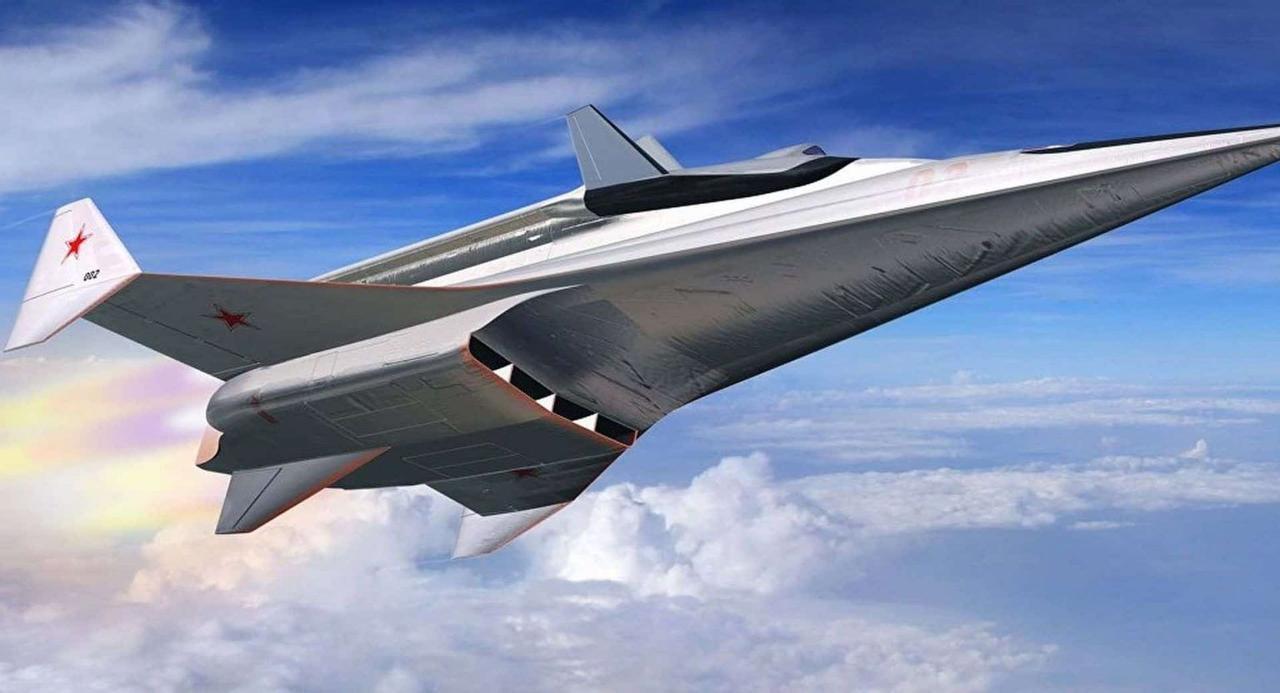 В Китае строят новый гиперзвуковой самолет, скорость 6 Маха, для полетов на Луну и Марс