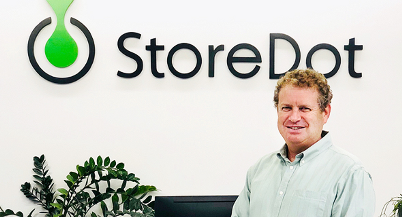 Стартап StoreDot начал выпуск аккумуляторов для электромобилей, заряжаемых всего за 5 минут