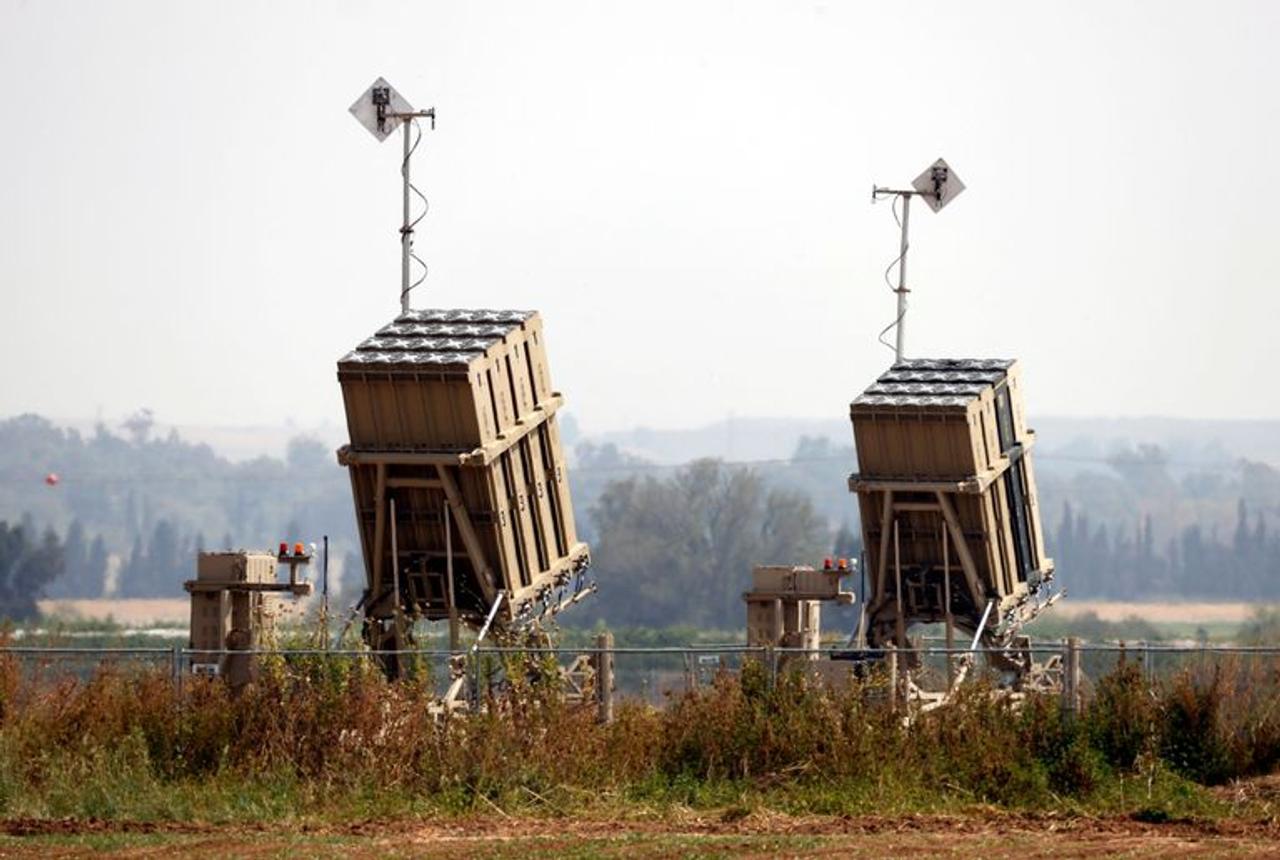 Как работают системы противоракетной обороны Израиля «Железный купол»