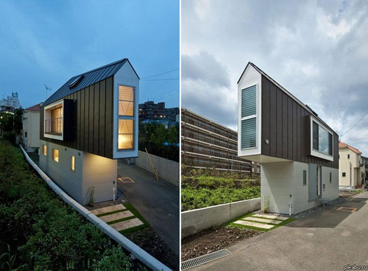Почему дома в Японии теряют свою стоимость сразу после окончания строительства