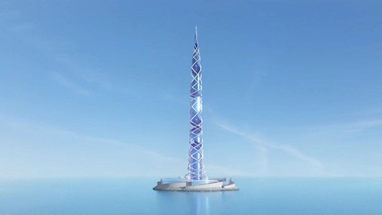 В Санкт-Петербурге построят второй по высоте небоскреб в мире, 703 метра