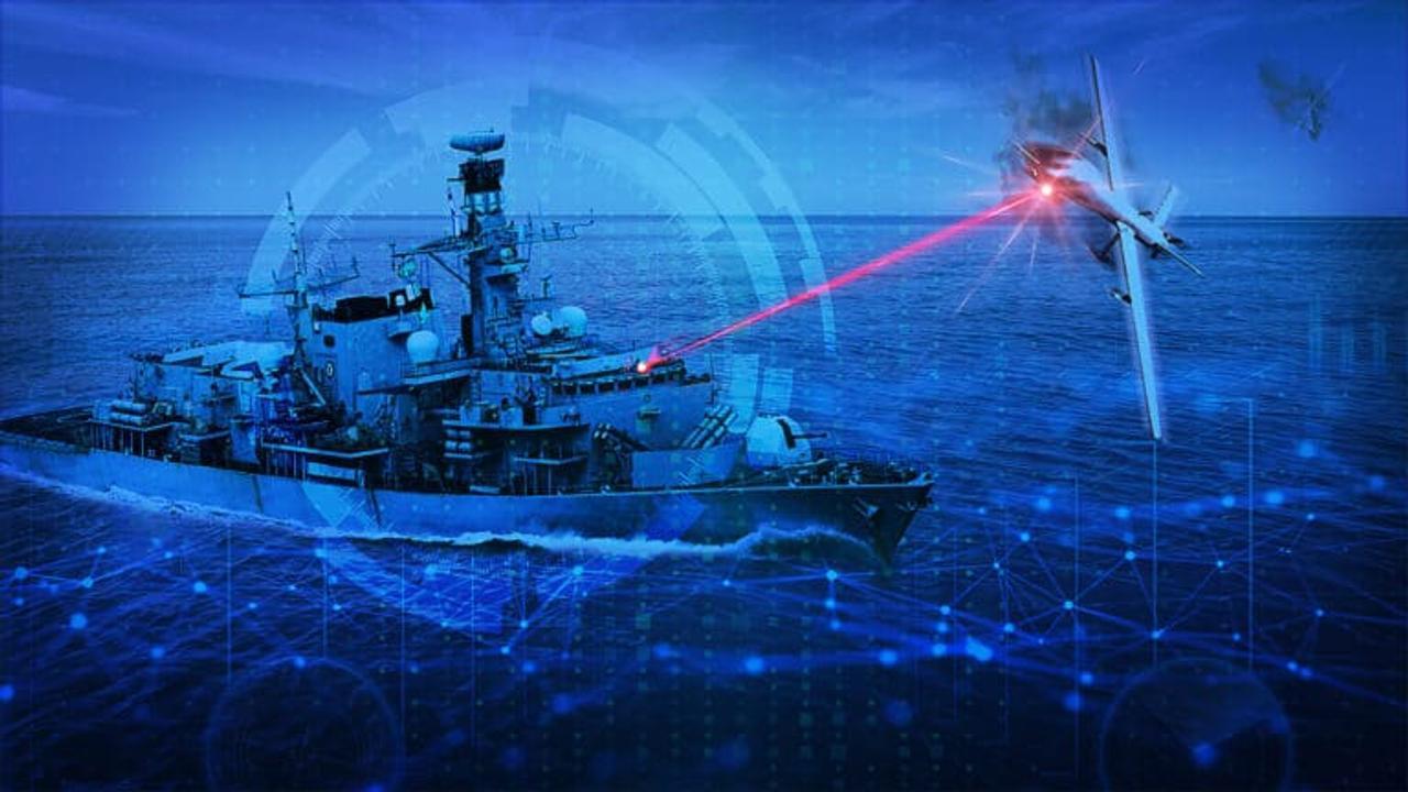 Министерство обороны Великобритании начало разработку лазерного и радиочастотного оружия