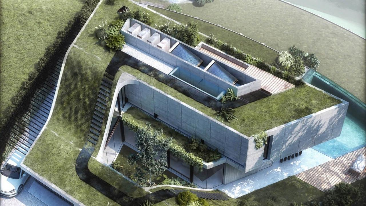Слияние с природой для пополнения внутреннего ресурса человека подарит вилла MaTo House