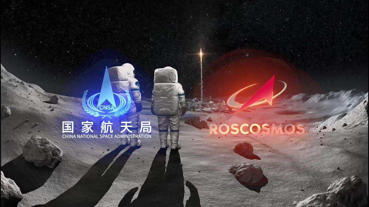 Китай и Россия создадут совместно лунную базу и отправят людей на Луну