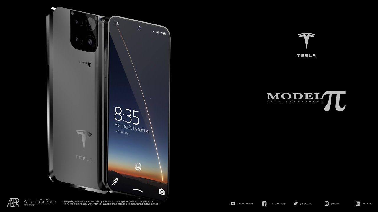 Компания Tesla планирует создать собственный смартфон ModelPi