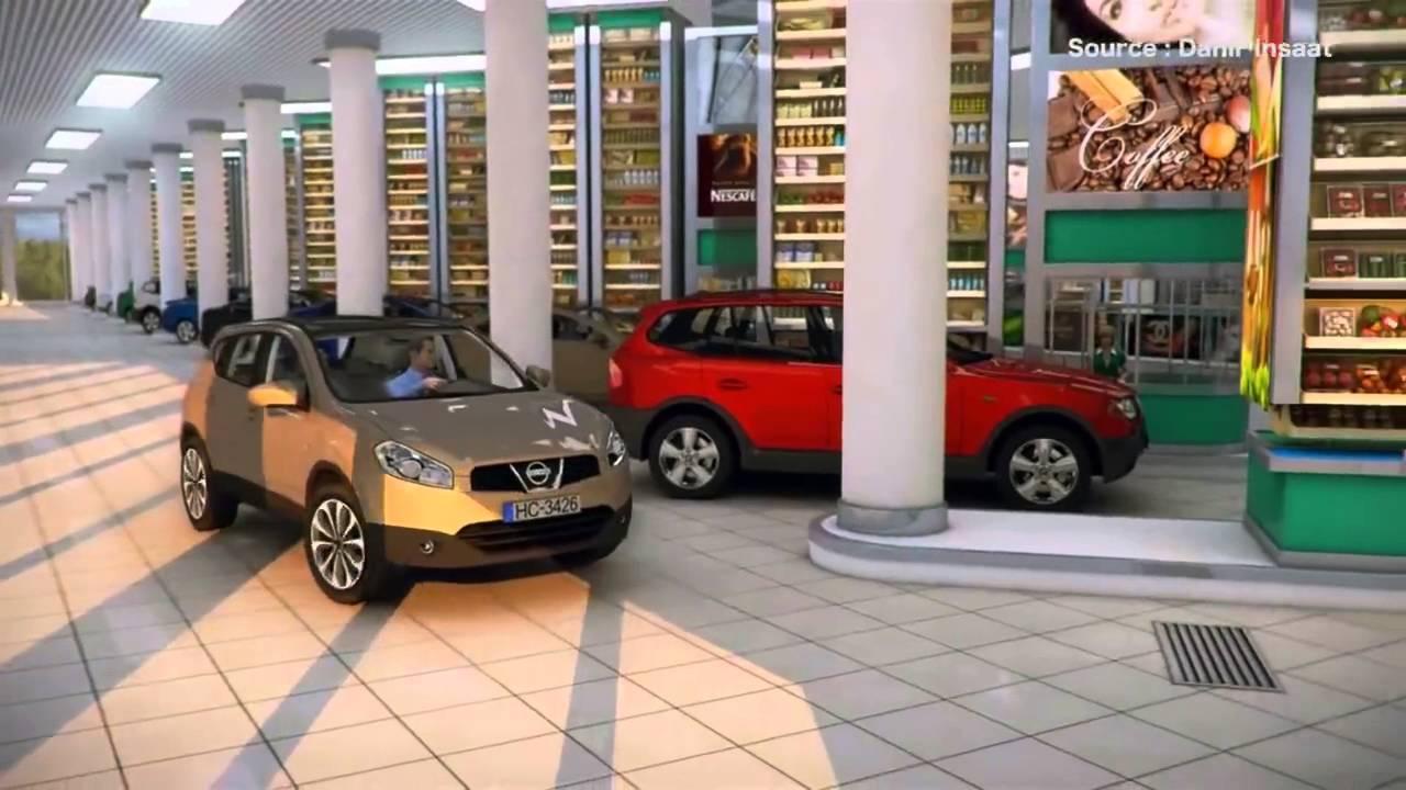 Разработаны бесконтактные магазины для безопасного будущего - Drive Market