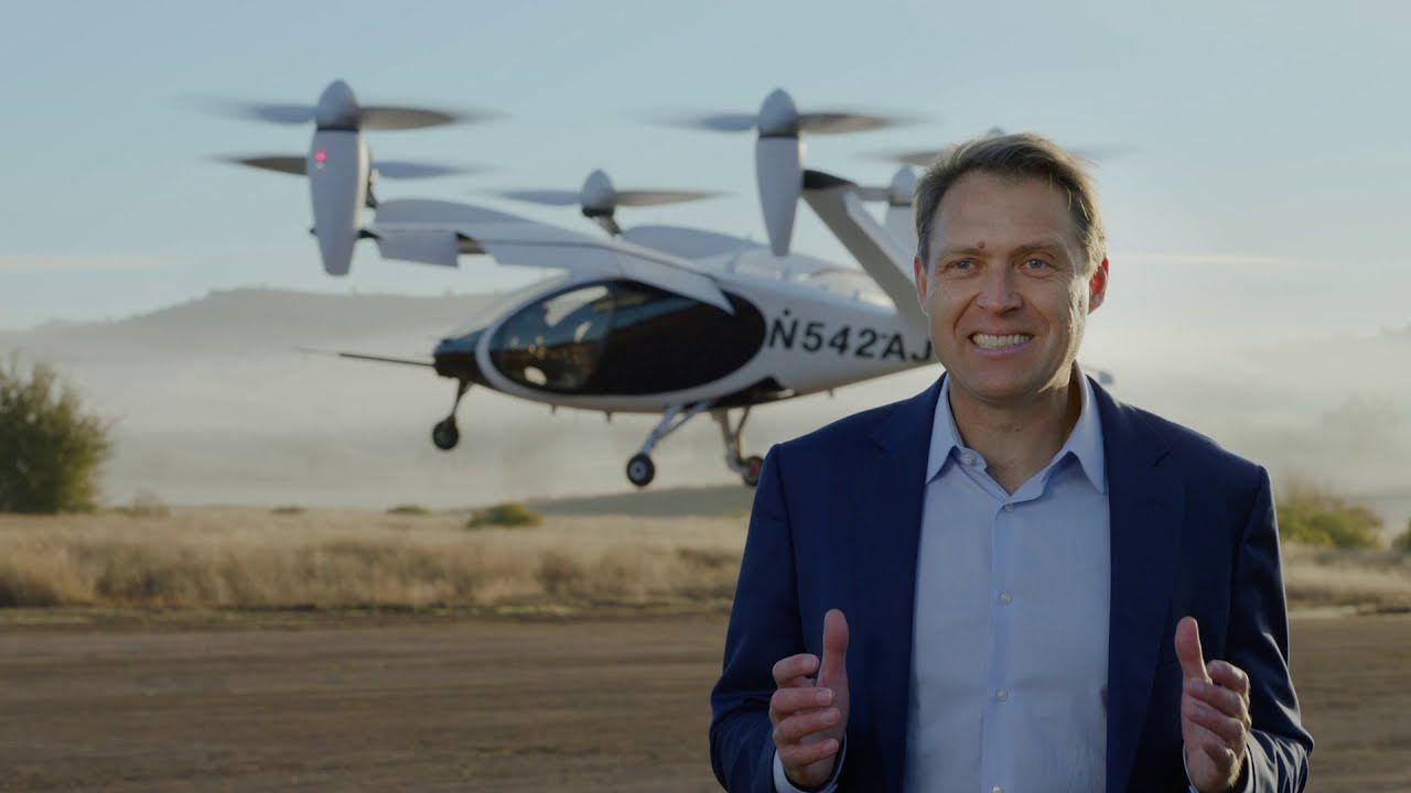 Joby Aviation показал видео, насколько тихим будет его пятиместное аэротакси Joby eVTOL