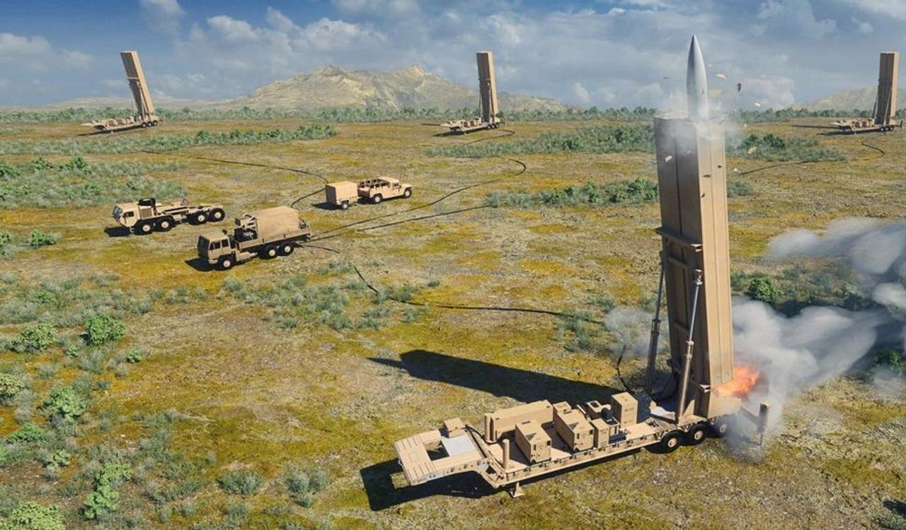 Армия США показала новое гиперзвуковое оружие, дальность поражения 2776 км