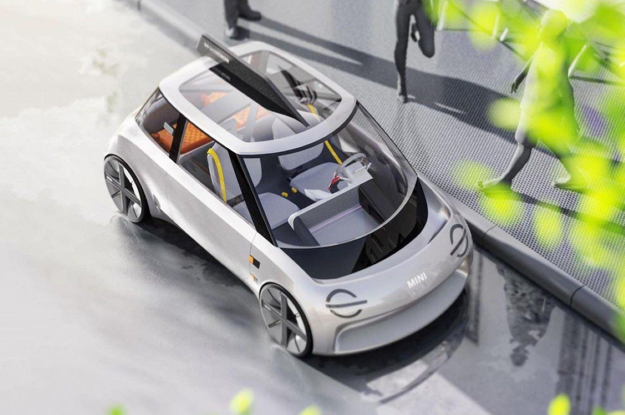 Концепция Mini City CarSharing показывает как будет развиваться транспорт вместе с меняющимися городами