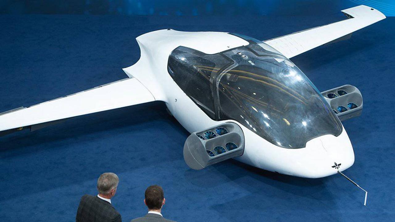 Lilium и ABB представили систему ультра-быстрой зарядки MegaWatt для летательных аппаратов eVTOL
