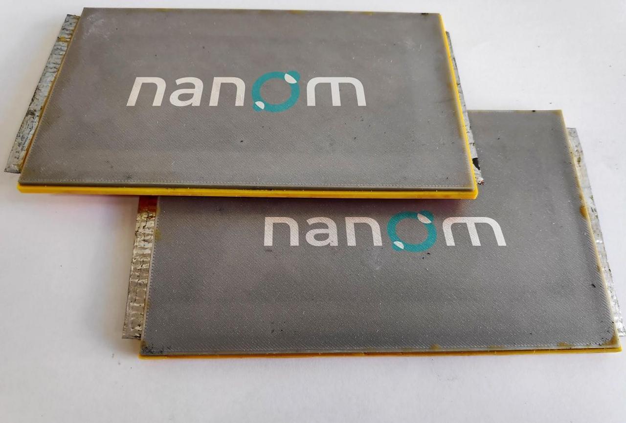 Стартап Nanom увеличит емкость аккумуляторов в 9 раз, при этом они будут весить меньше и быстрее заряжаться