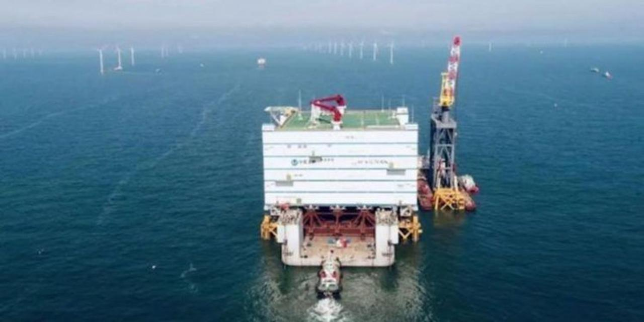 Крупнейшая в мире морская преобразовательная станция Rudong обеспечит электроэнергией более миллиона домов