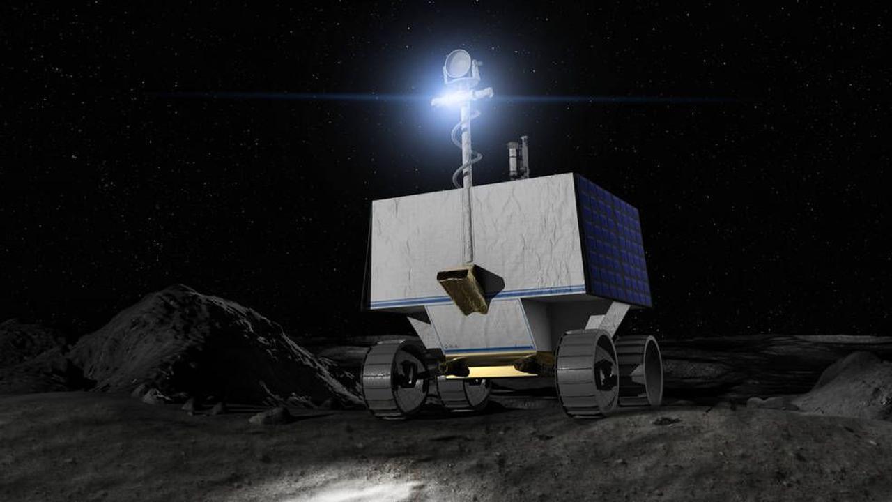 Робот-вездеход NASA VIPER будет искать воду и другие ресурсы на темной стороне Луны