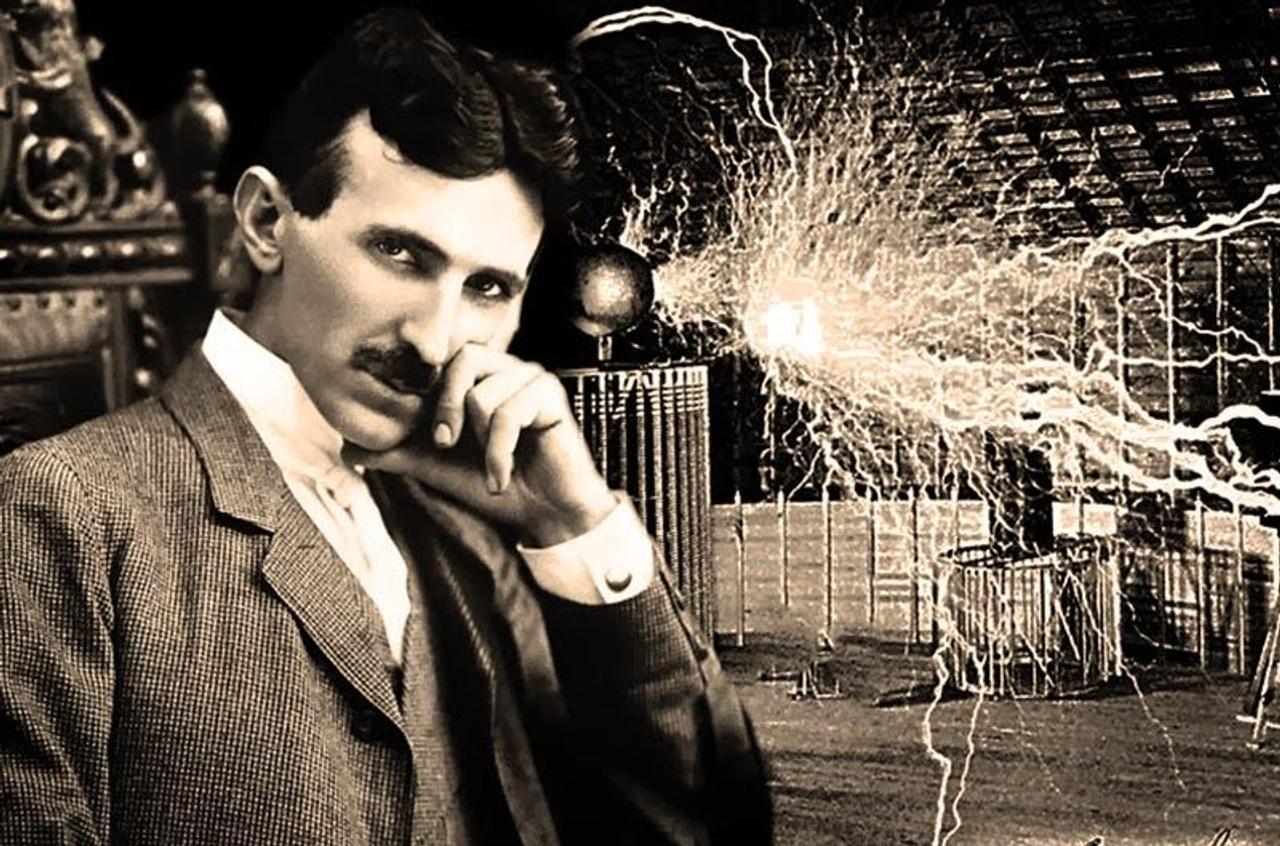 Никола Тесла - ученый который намного опередил свое время!