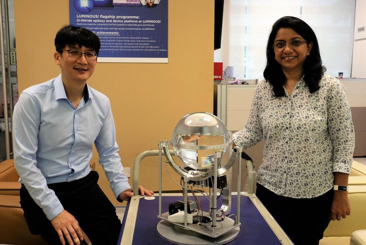 «Умное» устройство для сбора дневного света, уменьшит потребность в использовании традиционных источников энергии