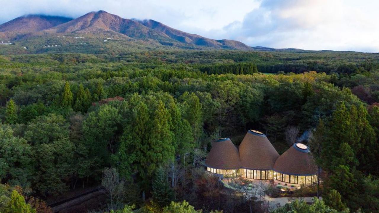 Японский отель PokoPoko Clubhouse открывает новые грани отдыха