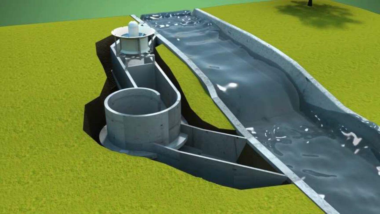 Водоворотная турбина Turbulent устанавливается за неделю, и производит дешевую энергию