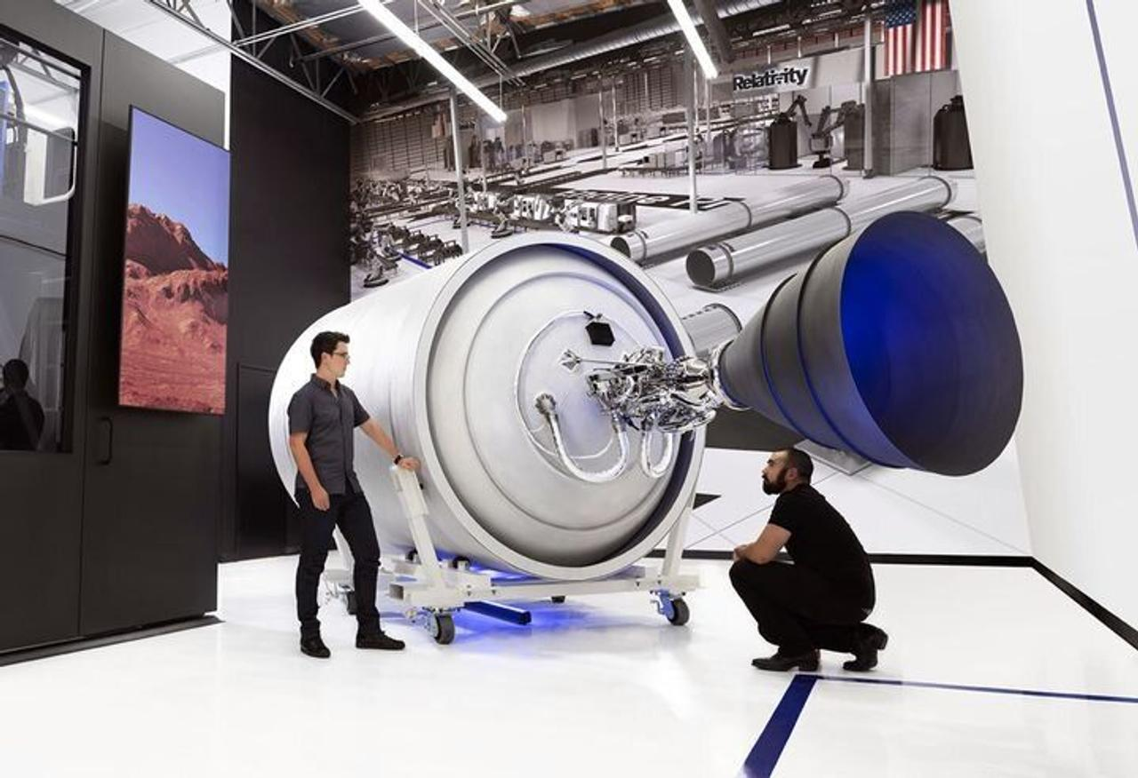 Relativity Space представил новую многоразовую ракету, напечатанную на 3D-принтере, способную вывести на орбиту более 20 000 кг
