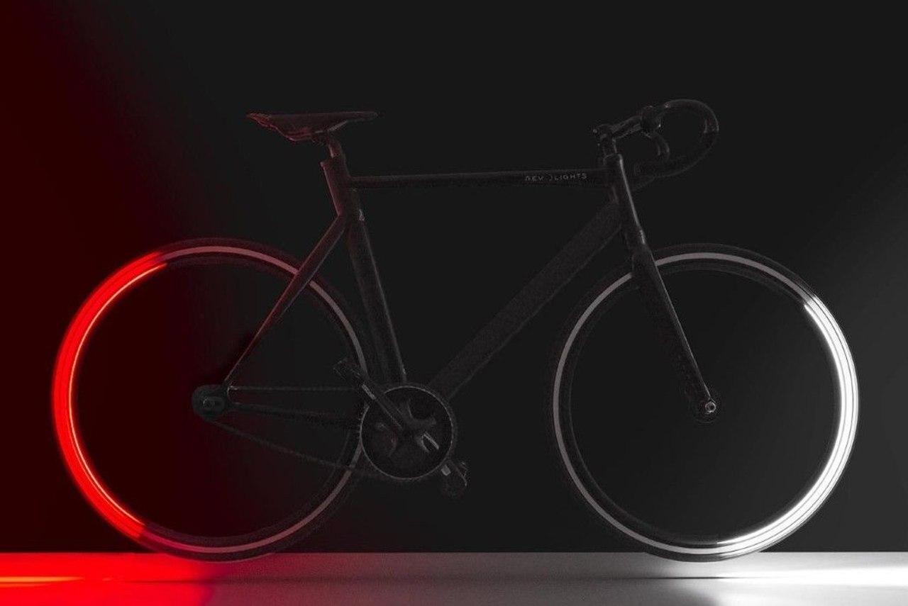 Превратите колеса своего велосипеда в крутые фары