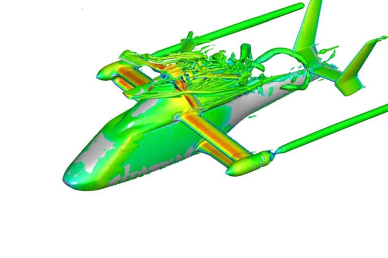Новый аэродинамический обтекатель ротора позволит «летательным аппаратам» летать быстрее