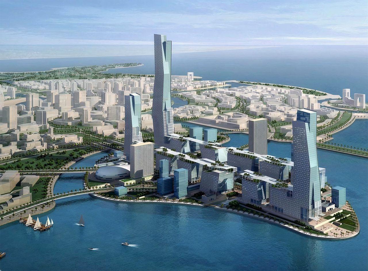 Саудовская Аравия инвестирует $200 миллиардов в строительство футуристического города The Line