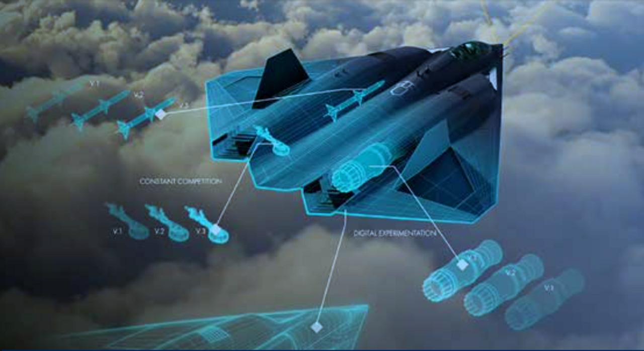 ВВС США разрабатывают новый высокоскоростной истребитель глубокого проникновения