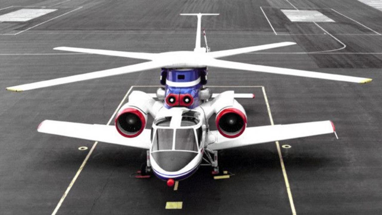 Sikorsky X-Wing, должен был объединить лучшее от вертолета и самолета. Что получилось?