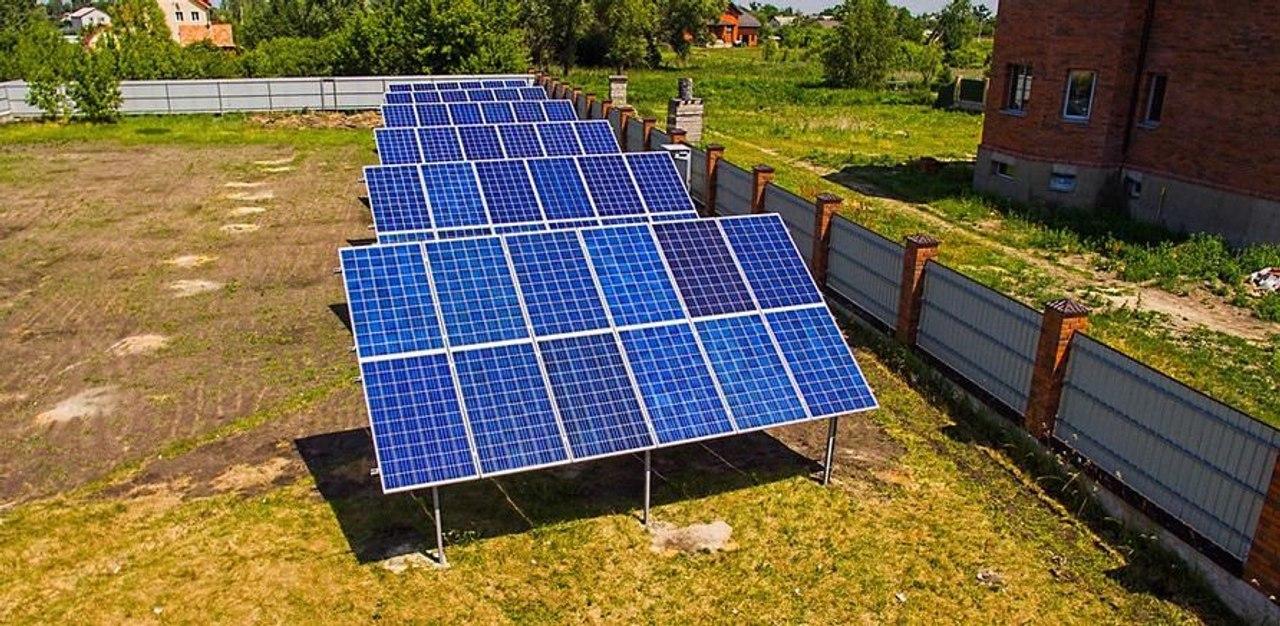 Какой доход в месяц может приносить домашняя солнечная электростанция на 30 Квт