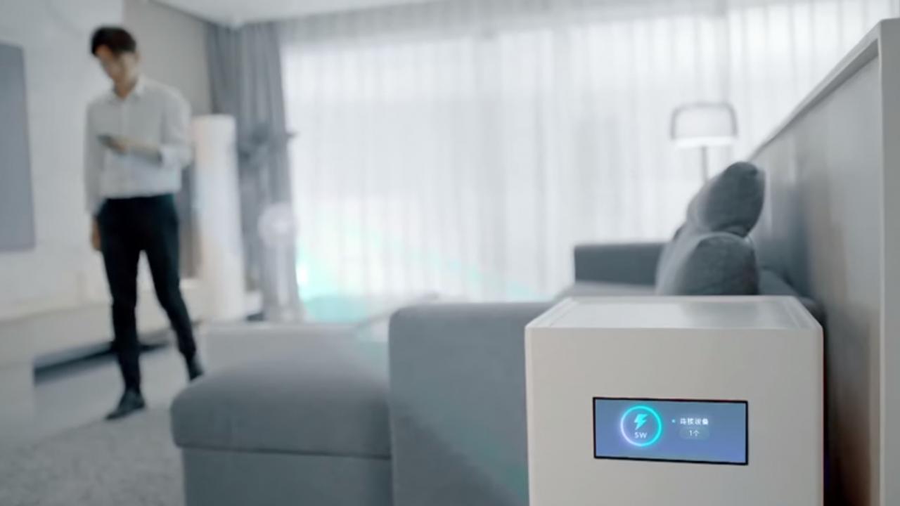 Xiaomi представила систему беспроводной зарядки — она заряжает на расстоянии в пару метров