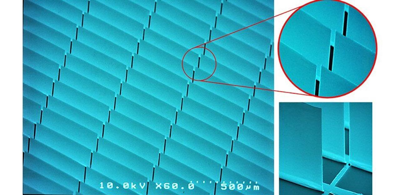 «Умное стекло» снизит энергопотребление при освещении и регулирует температуру в помещении
