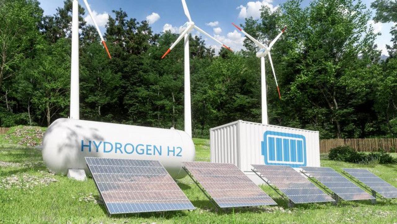 Исследователи достигли эффективности преобразования солнечной энергии в водород более 20 %