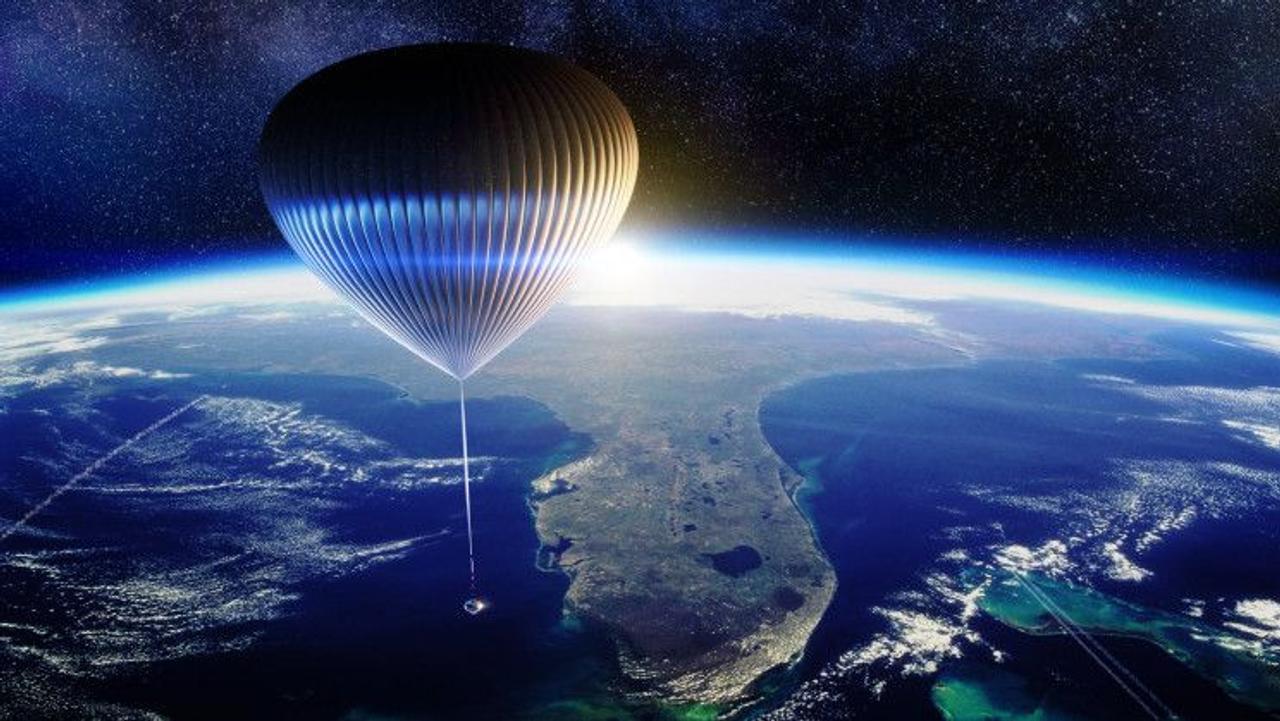 Наиболее дешевый полет в Космос за 125 000 долларов на космической капсуле Neptune One сможет себе позволить любой желающий богач