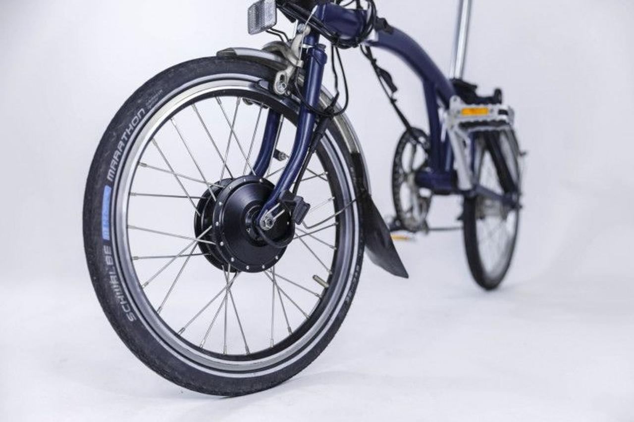 Преврати свой обычный велосипед в электрический с помощью комплекта Swytch