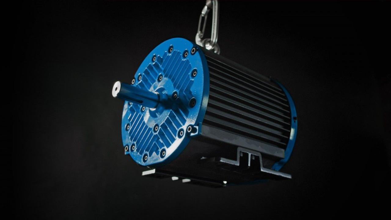 Интеллектуальный электродвигатель Turntide построен на основе реактивного двигателя и управляется из облака