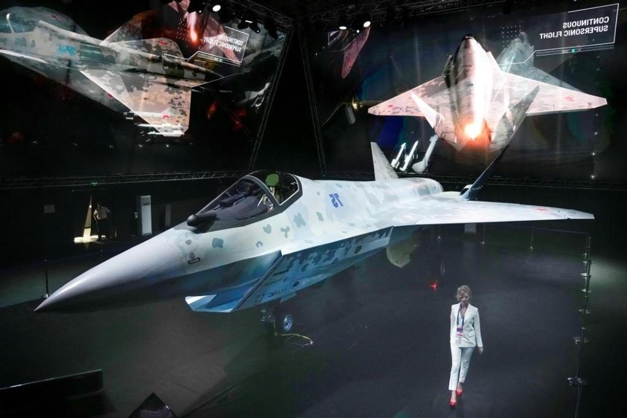 Новый российский истребитель Checkmate 5-го поколения составит конкуренцию F-35