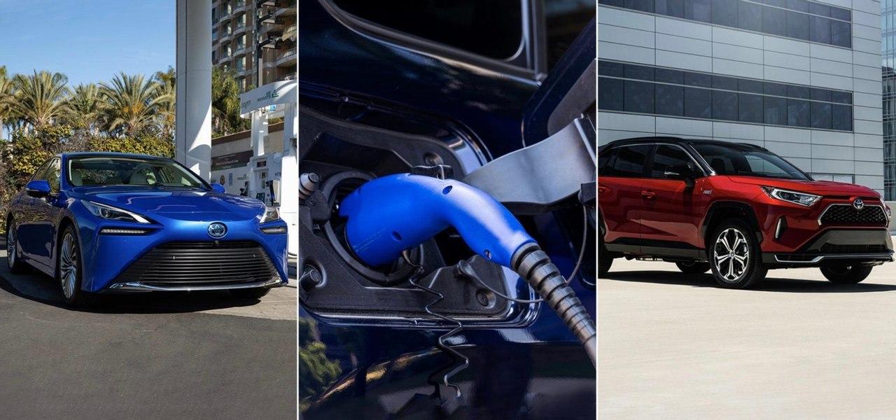 Toyota анонсировала 2 электромобиля, которые поступят в продажу в 2021 году