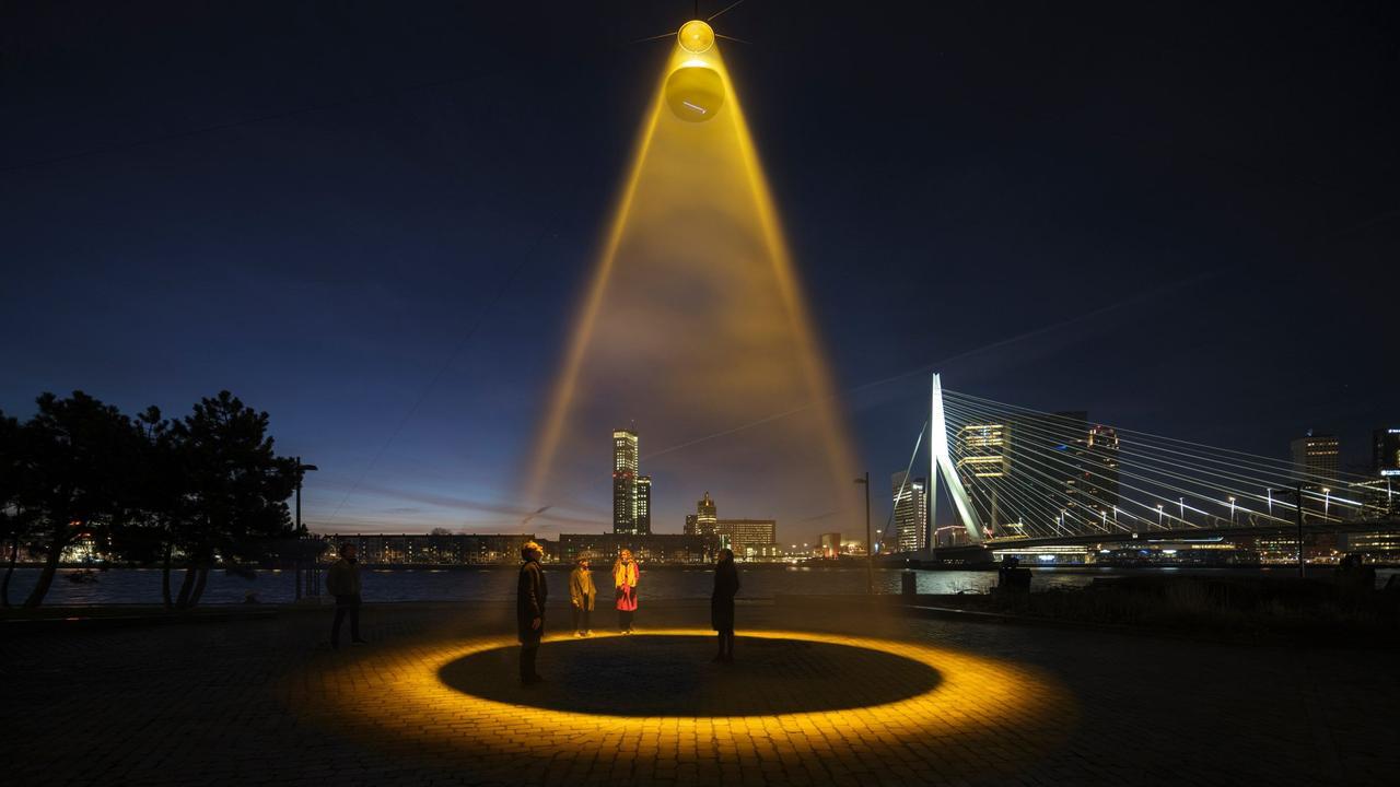Ультрафиолетовый свет Urban Sun очистит города от коронавируса за две минуты