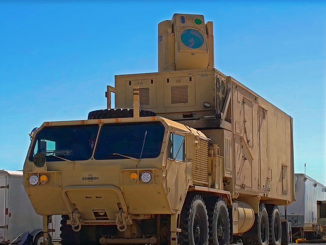 Армия США разрабатывает самый мощный в мире лазер, который способен полностью испарить дрон и нарушить работу электронных систем