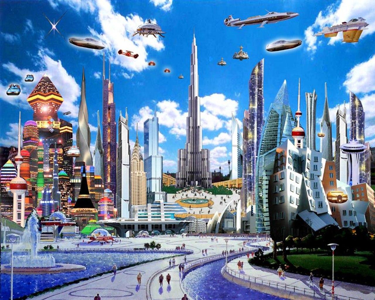Какие города будущего строят в мире и зачем это нужно?